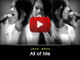 All of Me - Jazz Band