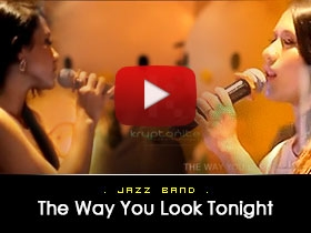 The Way You Look Tonight - Jazz Band