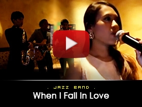 When I Fall In Love - Jazz Band