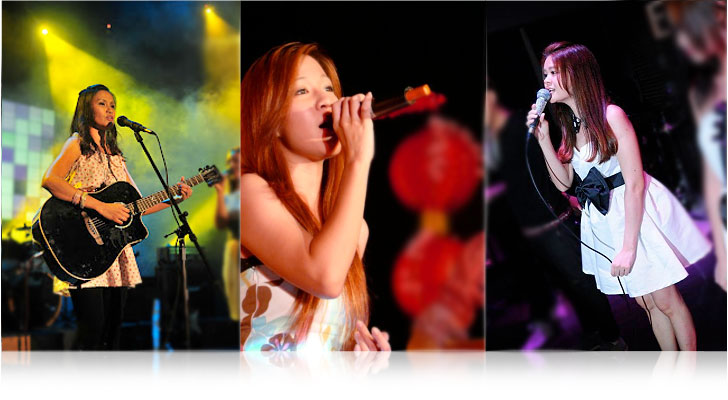 Top Music Live Band Malaysia - Kryptonite Entertainment